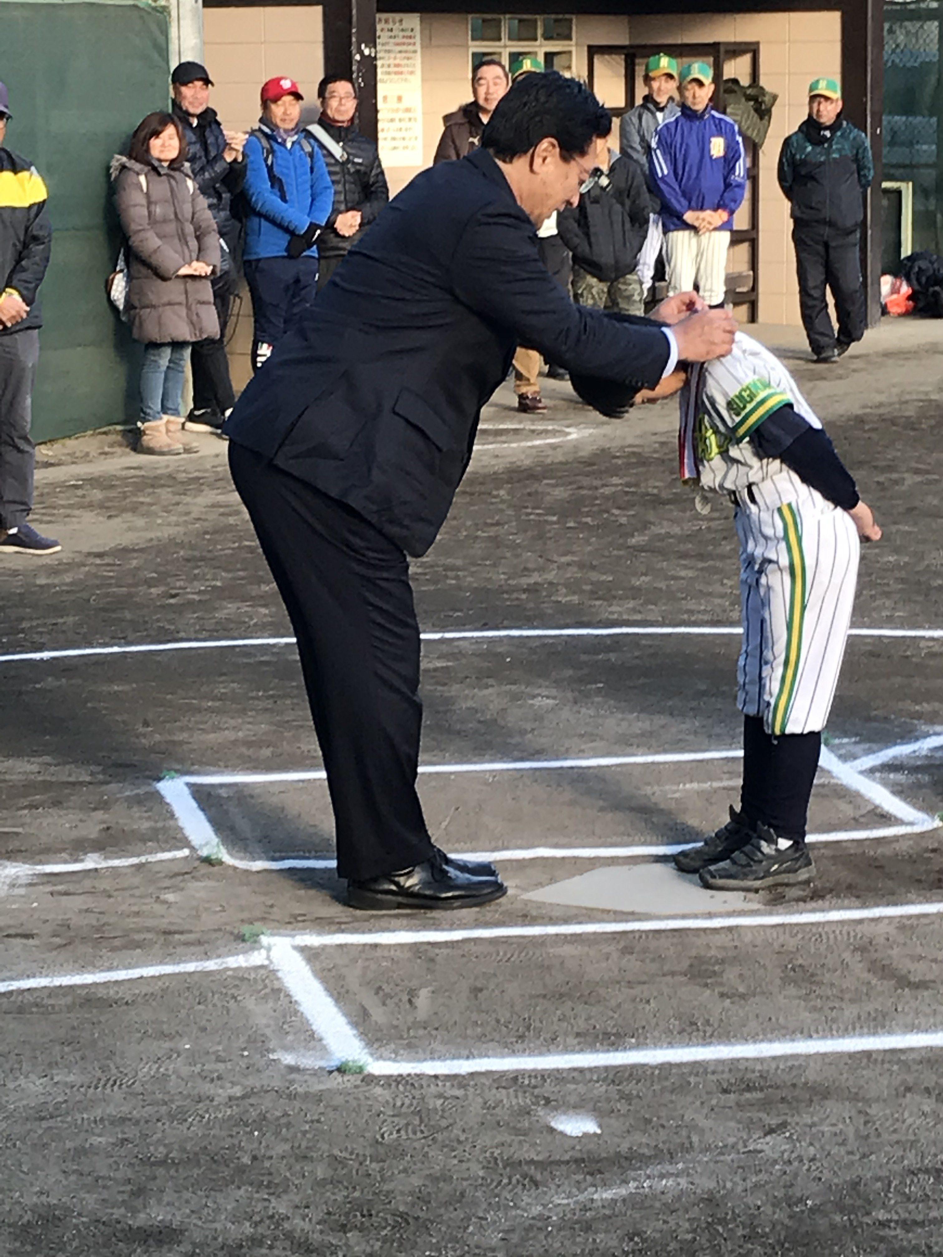 少年野球リーグ準優勝 はなし俊郎